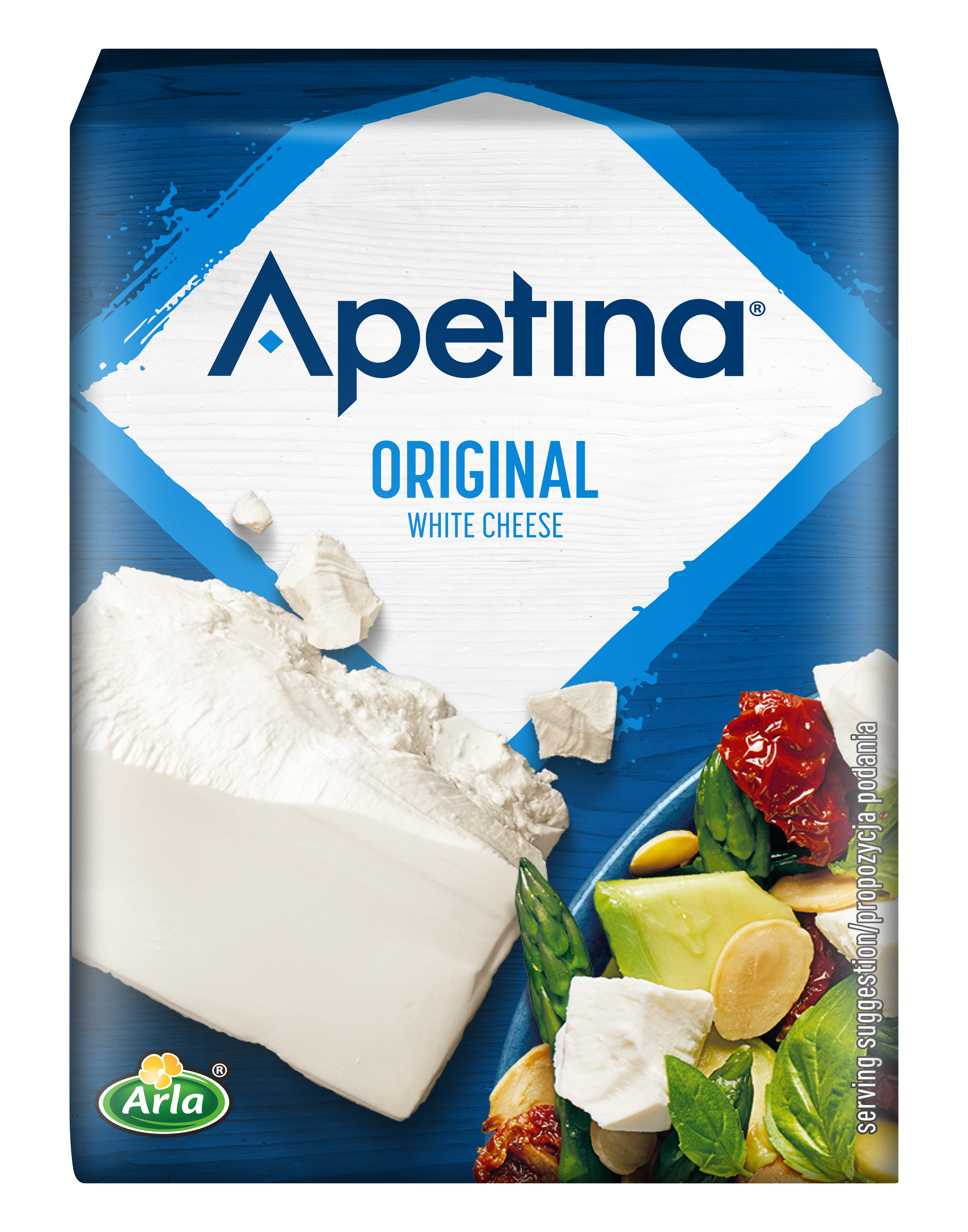 Apetina® Apetina white cheese block 200g