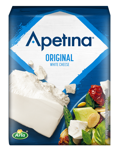 Apetina white cheese block 200g