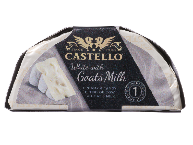 Castello White with Goat's Milk